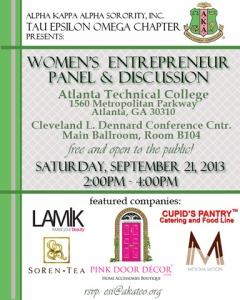 Women's Entrepreneur Roundtable