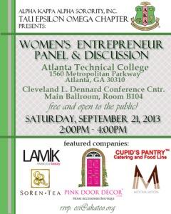Women's Entrepreneur Roundtable